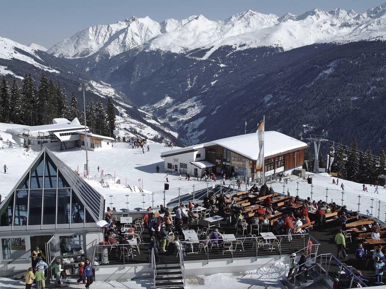 Skigebiet Dias Kappl