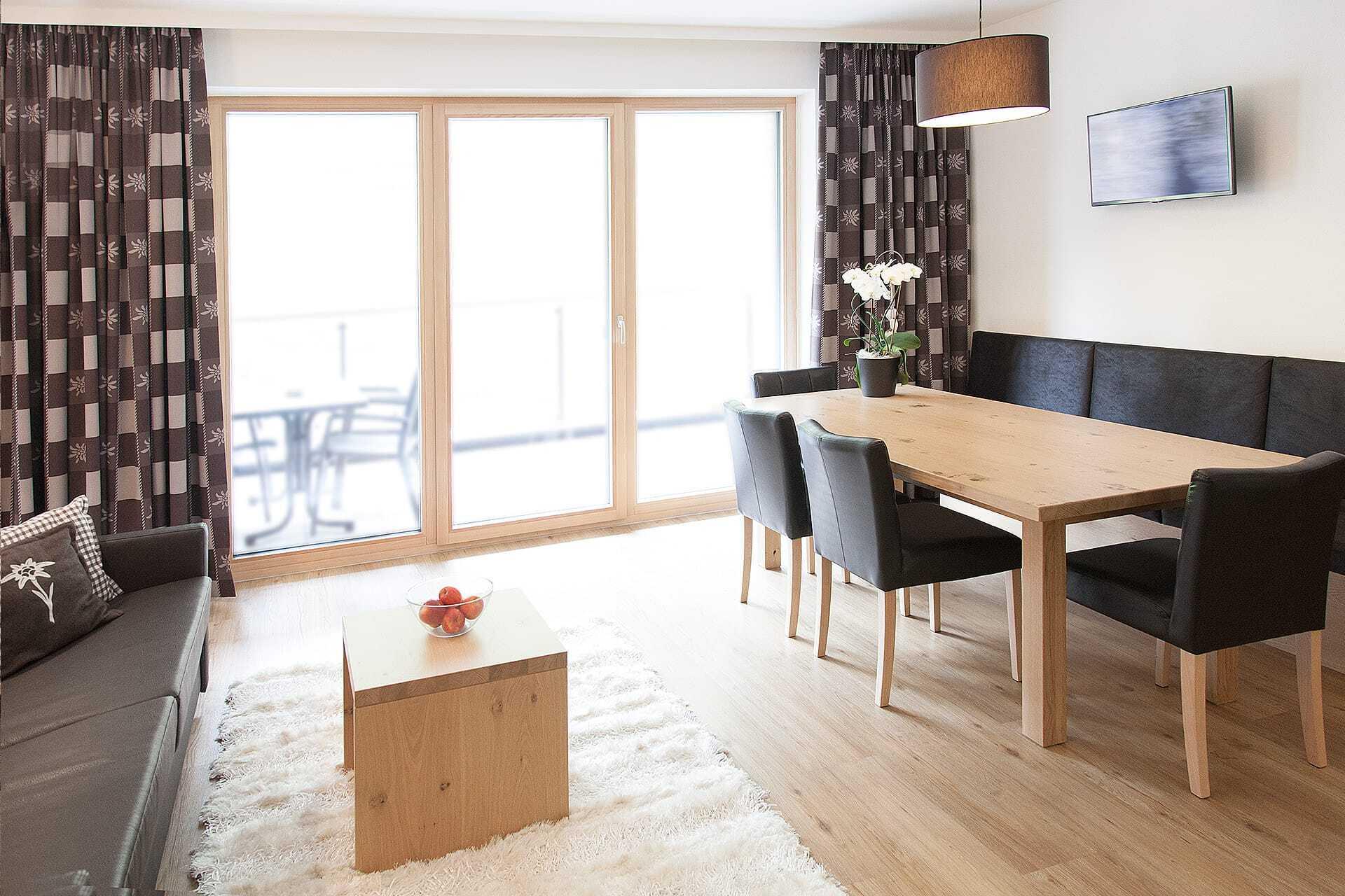 Wohnraum Apartment Viniz