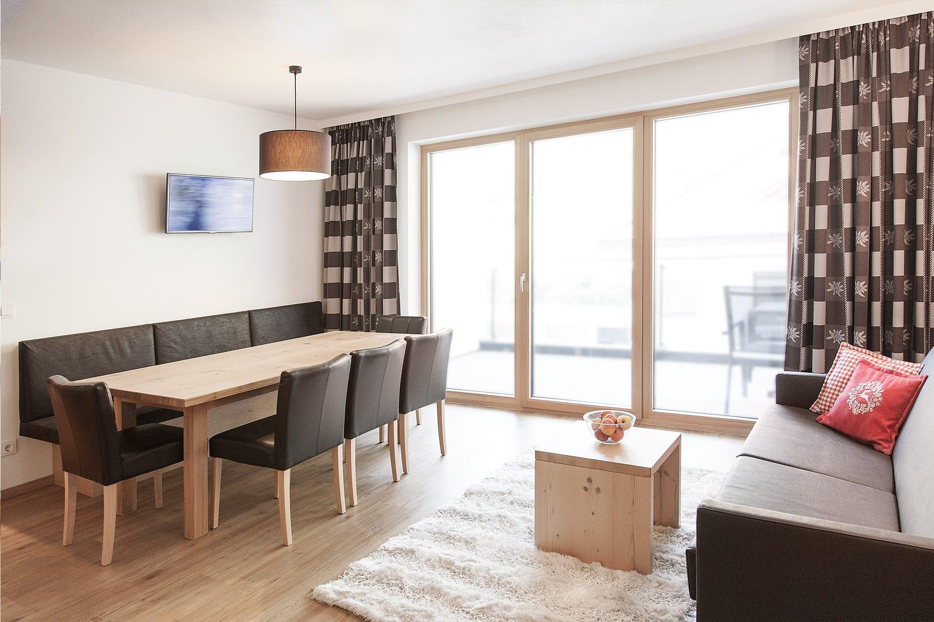 Wohnraum Apartment Adler